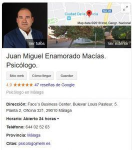 Psicólogos Málaga Opiniones