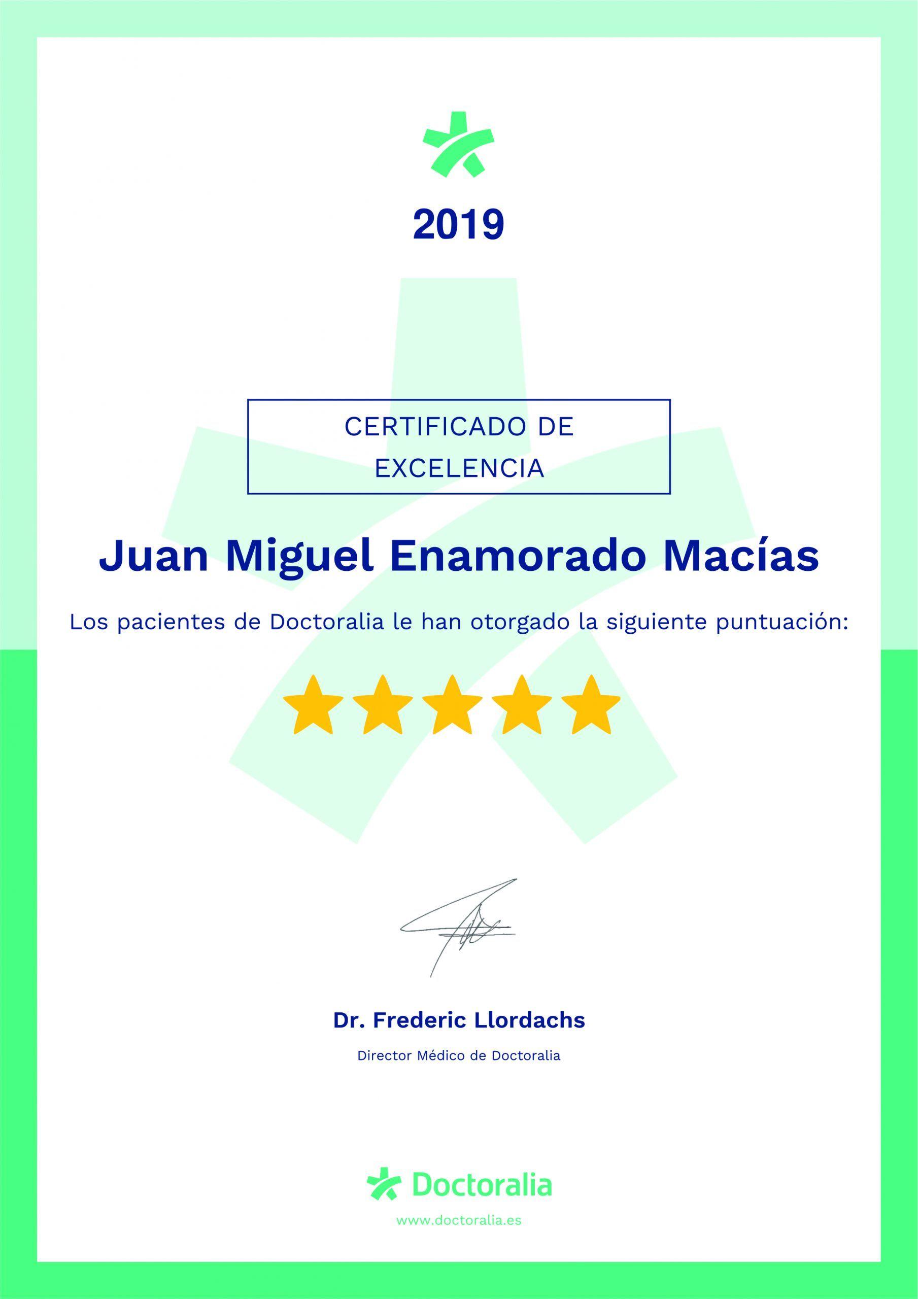 Certificado de calidad Doctoralia 2019 724x1024 1
